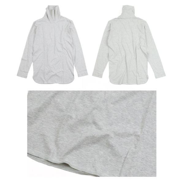 ピジャマクロージング pyjama clothing 長袖タートルネックカットソー L/S TURTLE 905/W16M2 2016AW|womanremix|04