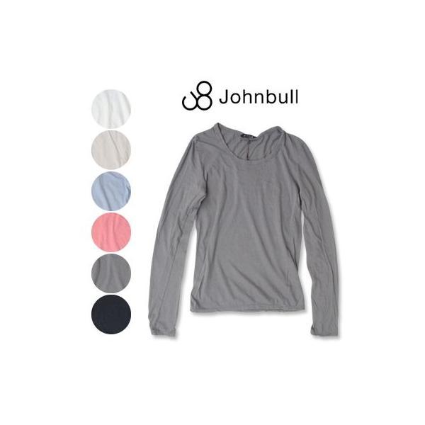 ジョンブル Johnbull コットンカットソー|womanremix