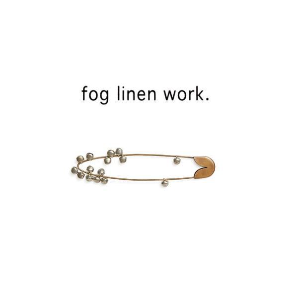 fog BRASS SAFETY PIN BELL M ブラスセイフティピン ベル M IHC522M-B レディース|womanremix|02