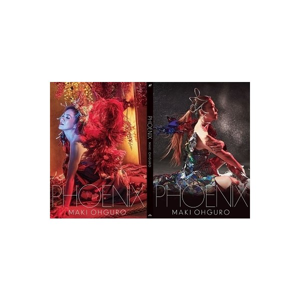 ●【オリジナル特典付】大黒摩季/PHOENIX<CD+2DVD>(BIG盤)[Z-10249]20201223