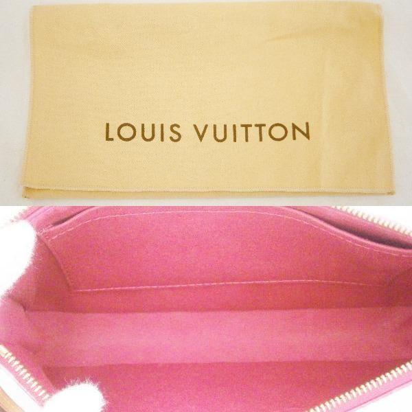 ルイヴィトン Louis Vuitton ヴェルニイカットフラワートアクセソワールM90043 バッグ 【あすつく】