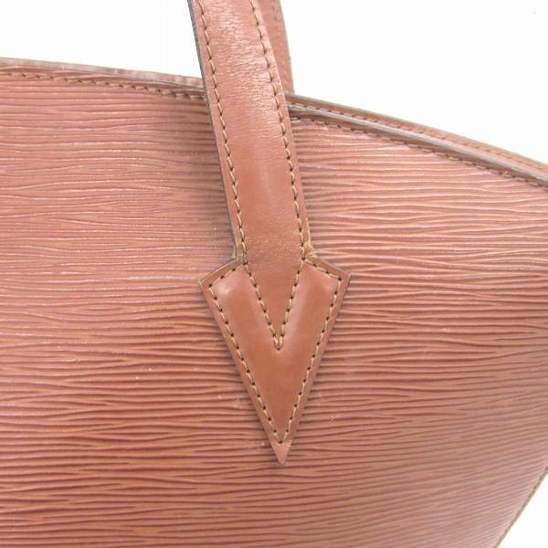 ルイヴィトン Louis Vuitton エピ サンジャック M52263 ケニアブラウン バッグ 【あすつく】