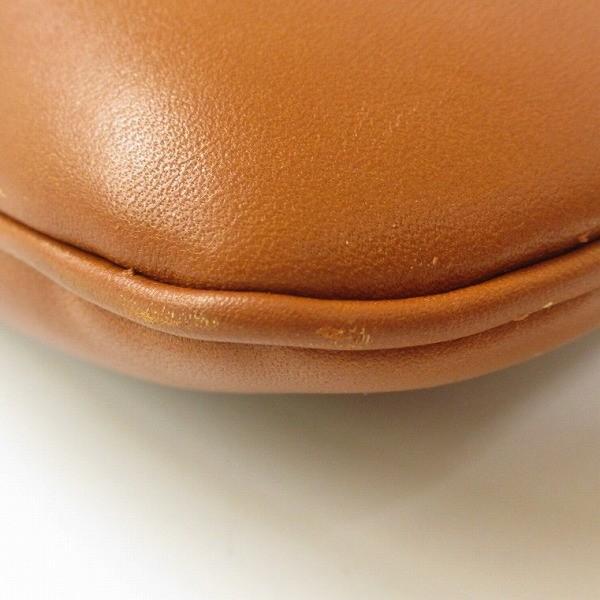 グッチ GUCCI 145778 GG シマ レザー ブラウン ワンショルダー バッグ ハンドバッグ レディース 【あすつく】