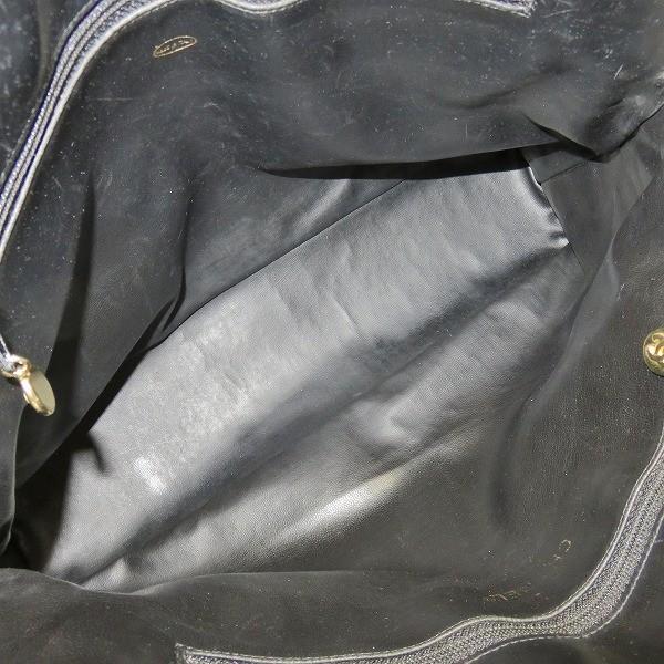 シャネル CHANEL ラムスキン チェーン ショルダーバッグ ブラック 黒 マトラッセ バッグ レディース 【あすつく】