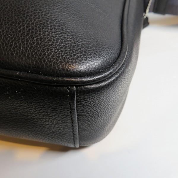 コーチ COACH F54782 ブラック レザー バッグ ショルダーバッグ メンズ 未使用品 【あすつく】