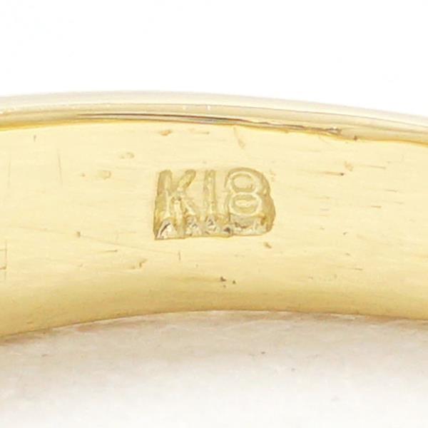リング K18 18金 YG イエローゴールド 8.5号 シトリン wonderprice 06