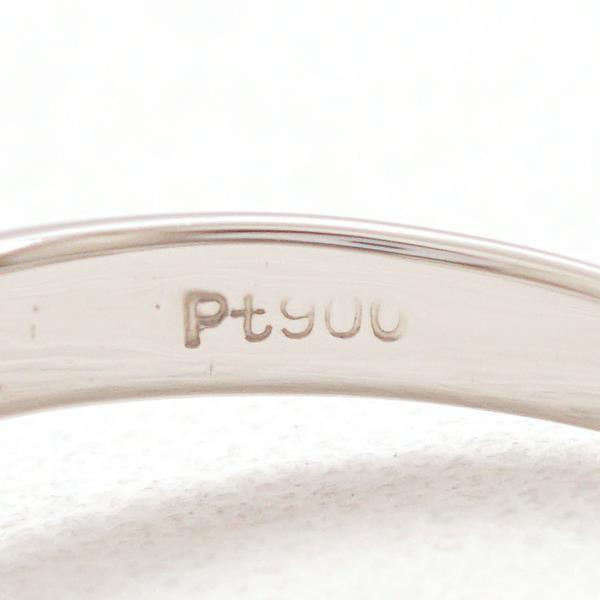 リング PT900 プラチナ 13号 パール 約8mm wonderprice 06