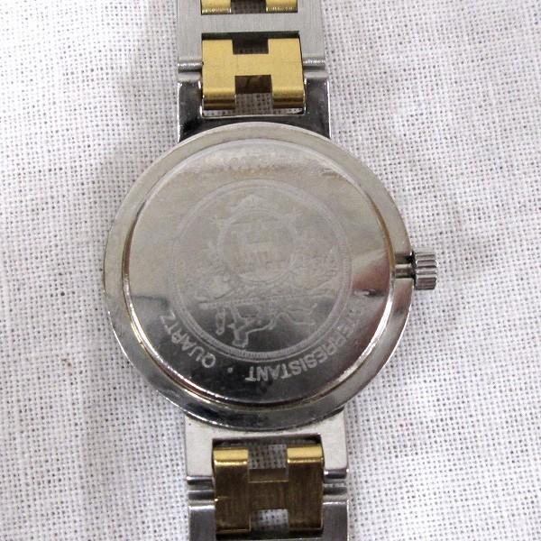 エルメス Hermes クリッパー クォーツ レディース時計 腕時計 レディース 【中古】【あすつく】