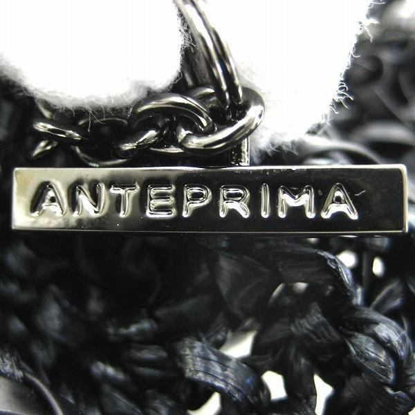 アンテプリマ ANTEPRIMA 2WAY バッグ ワイヤーバッグ ブラック レディース 【あすつく】