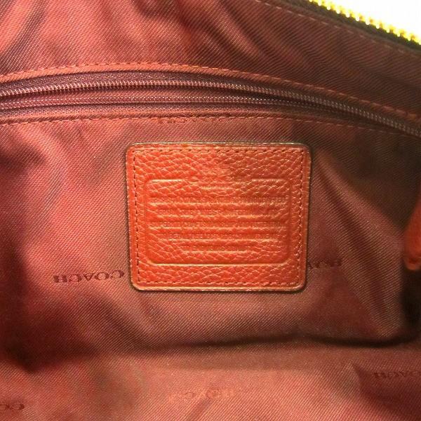 コーチ COACH F1593 レザー ボルドー バッグ 2wayショルダーバッグ レディース 未使用品 【あすつく】