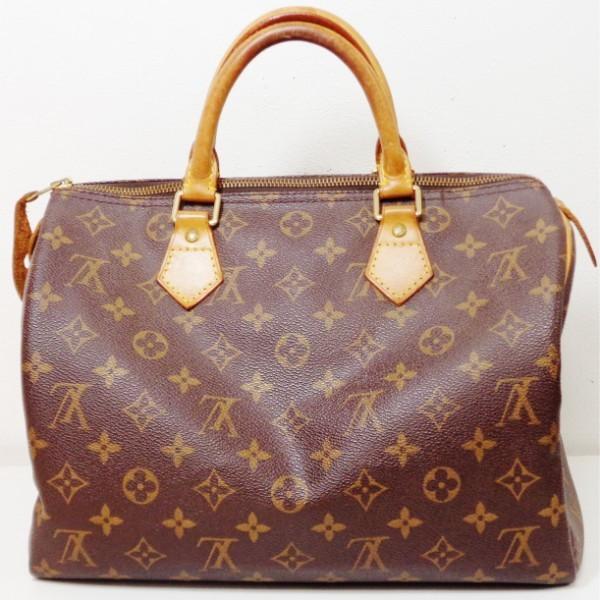 ルイヴィトン Louis Vuitton モノグラム スピーディ30 M41526 バッグ ハンドバッグ レディース 【あすつく】