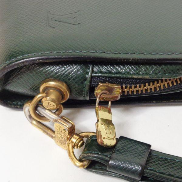 ルイヴィトン Louis Vuitton タイガ バイカル M30184 エピセア バッグ セカンドバッグ ユニセックス 【あすつく】