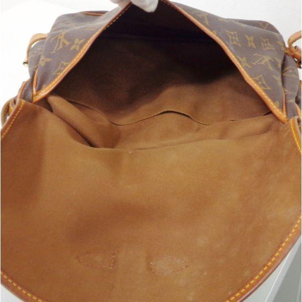 ルイヴィトン Louis Vuitton モノグラム ソミュール30 M42256 バッグ ショルダーバッグ ユニセックス 【あすつく】