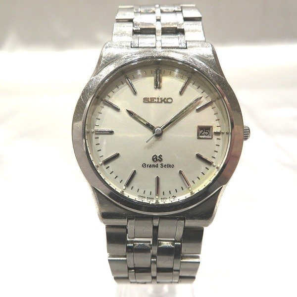 グランドセイコー8N65-9000クォーツ時計腕時計メンズ 中古  あすつく