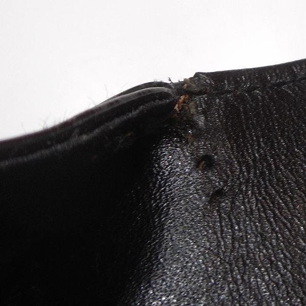 フェラガモ ヴァラ ブラック エナメルバッグ ショルダーバッグ レディース 【あすつく】
