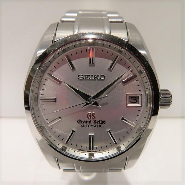 セイコー グランドセイコー メカニカル SBGR051 自動巻き 時計 腕時計 メンズ 【中古】【あすつく】