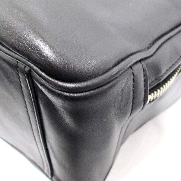 コーチ COACH レザー F71065 ブラック バッグ ビジネスバッグ メンズ 【あすつく】