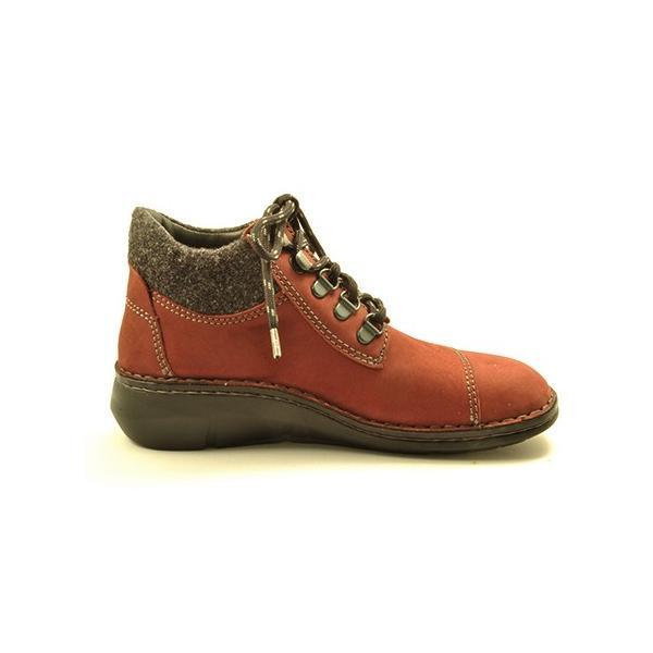 フィンコンフォート finncomfort レディース靴 ハイカット 2599 BERIKON ボルドーヌバック 外反母趾 偏平足対応