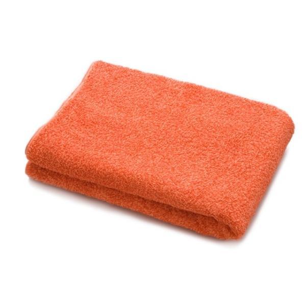 ヒポポタマス バスタオル (Orange オレンジ) 今ならポイント3倍|woodbell-selection