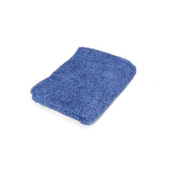 ヒポポタマス フェイスタオル (Blue ブルー) 今ならポイント3倍|woodbell-selection
