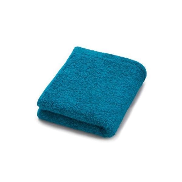 ヒポポタマス フェイスタオル (Caribbean Blue カリビアンブルー) 今ならポイント3倍|woodbell-selection
