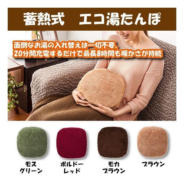 蓄熱式 エコ湯たんぽ nuku2 ブラウン woodbell-selection