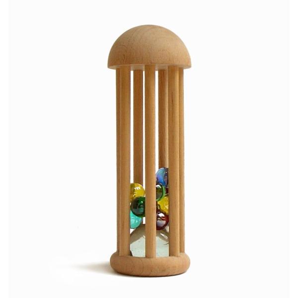 木のおもちゃ 出産祝い 知育 1歳 2歳 3歳 手作り 誕生日/ ビー玉万華鏡  光に透かして覗いてごらん鮮やかに宇宙(そら)に広がる色模様|wooden-toys|02