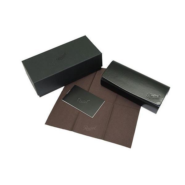 Persol ペルソール メガネフレーム ブランド 0PO-3012-95 ブラック|woodnet|06