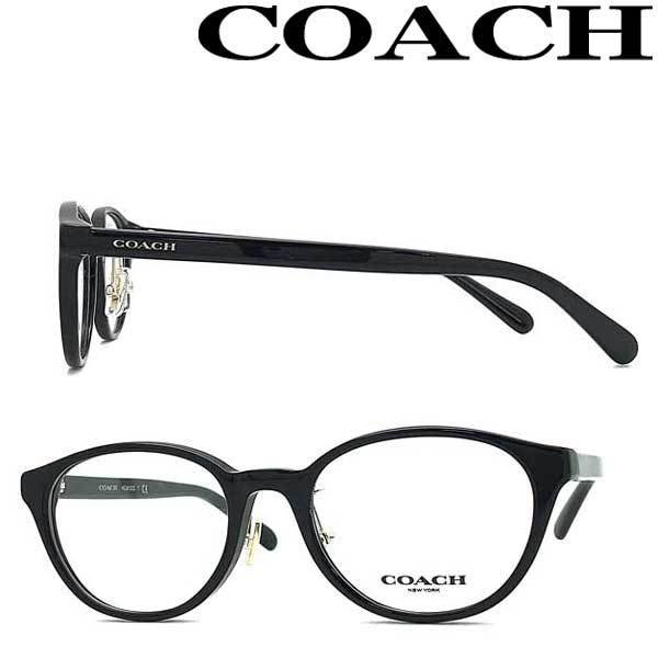 COACH コーチ ブランド メガネフレーム ブラック 眼鏡 HC6152D-5002