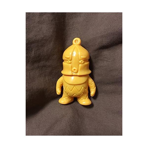 ケムール人ミニソフビ人形オレンジPeepingLife怪獣酒場(ウルトラQウルトラマンピーピングライフ)