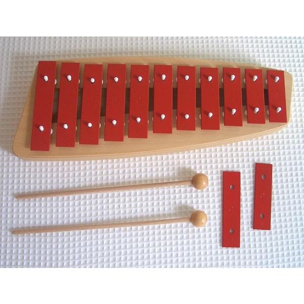 ゾノア SONOR メタルフォン NG10 木のおもちゃ 楽器 鉄琴