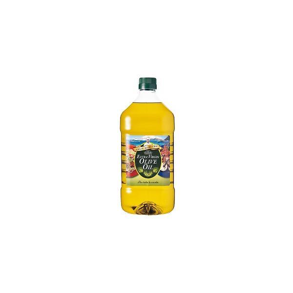 【ケース購入】グランマエストロ・エキストラ・ヴァージン・オリーブオイル 2L×6本
