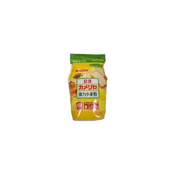 日清 カメリヤ チャック付(強力小麦粉) 1kg