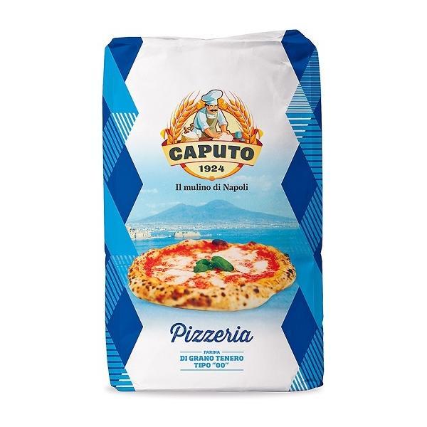 CAPUTO(カプート) サッコブルー ピッツェリア<タイプ00> 小麦粉 25kg