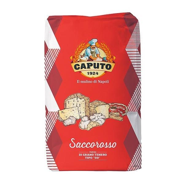 CAPUTO(カプート) サッコ・ロッソ リンフォルツァート<タイプ00> 小麦粉 25kg