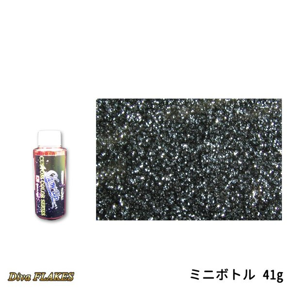 SHOWUP ディーバフレーク1/64インチ SF107MN スモーク ミニボトル SMOKE Mini Bottle 41g[取寄]