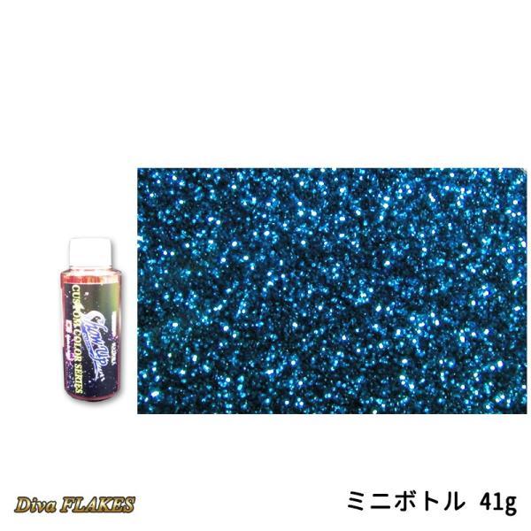 SHOWUP ディーバフレーク1/64インチ SF117MN アクアブルー ミニボトル AQUA BLUE Mini Bottle 41g[取寄]