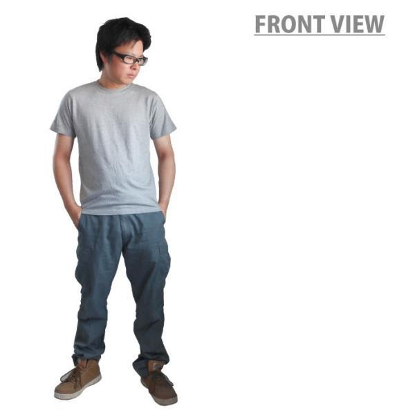 ライトウェイト 半袖 Tシャツ S-XXL 全20色 (3着送料無料)|workpro|03