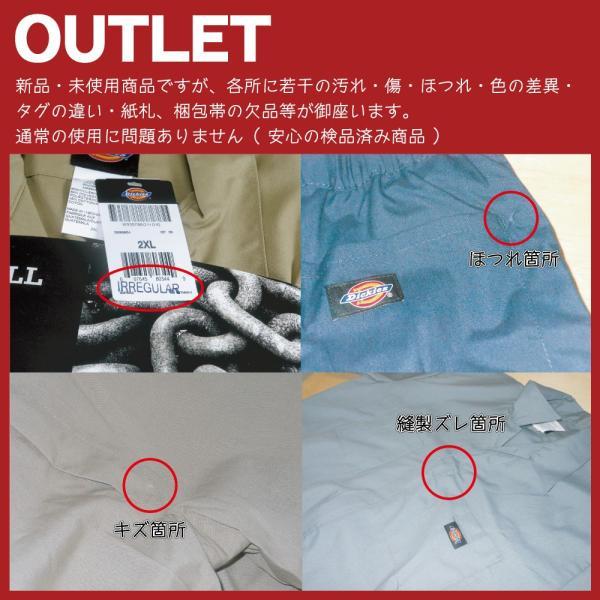(アウトレット) ディッキーズ つなぎ 長袖 長袖つなぎ 4879 (サイズ保証)|workpro|06