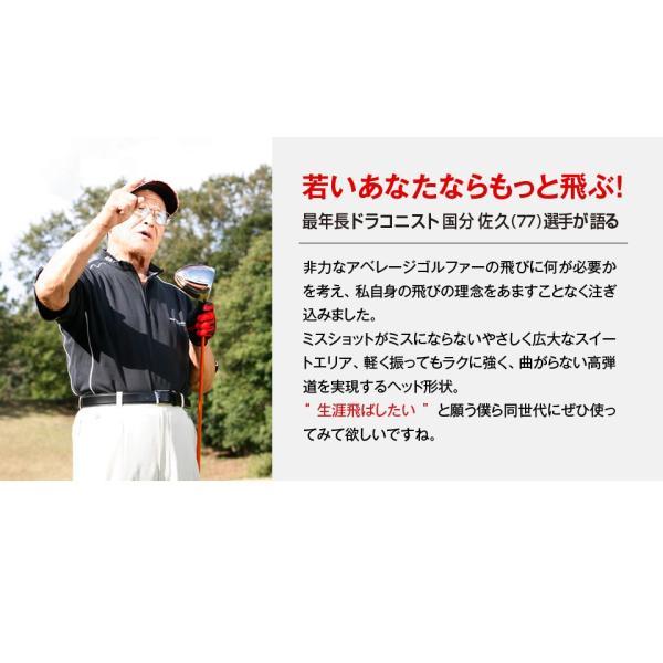 ゴルフ クラブ ドライバー SLE適合 ワークスゴルフ ハイパーブレードガンマ USTマミヤシャフト仕様|worksgolf|13