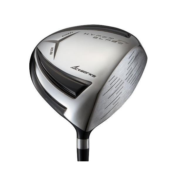 ゴルフ クラブ ドライバー SLE適合 ワークスゴルフ ハイパーブレードガンマ ブラック USTマミヤシャフト仕様 worksgolf 02