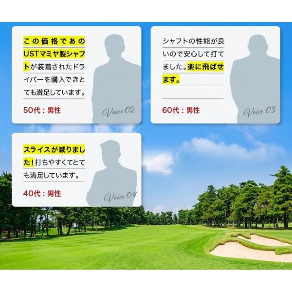 ゴルフ クラブ ドライバー SLE適合 ワークスゴルフ ハイパーブレードガンマ ブラック USTマミヤシャフト仕様 worksgolf 20