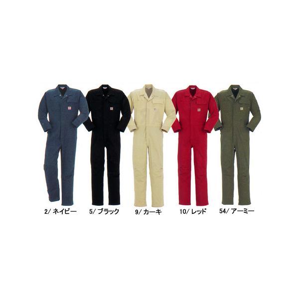 つなぎ服 ツナギ服 作業服 作業着 秋冬 長袖 PERSON'S パーソンズ 綿100%(y-P017)|workshopgorilla|05