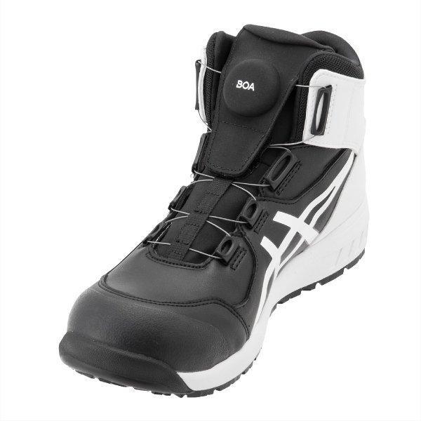 asics ウィンジョブ  Boaシステム採用 セーフティスニーカー CP-304 先芯入り作業靴 workway 17