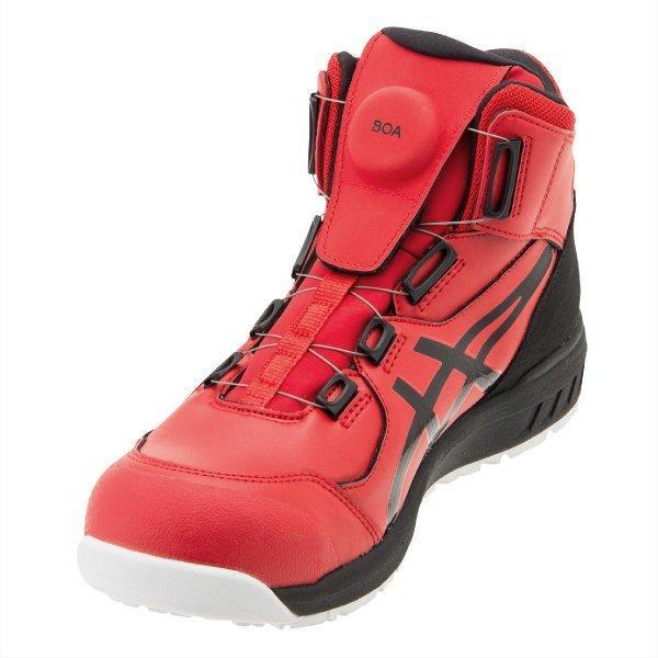asics ウィンジョブ  Boaシステム採用 セーフティスニーカー CP-304 先芯入り作業靴 workway 19