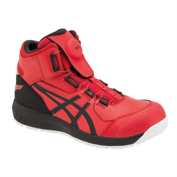 asics ウィンジョブ  Boaシステム採用 セーフティスニーカー CP-304 先芯入り作業靴 workway 12