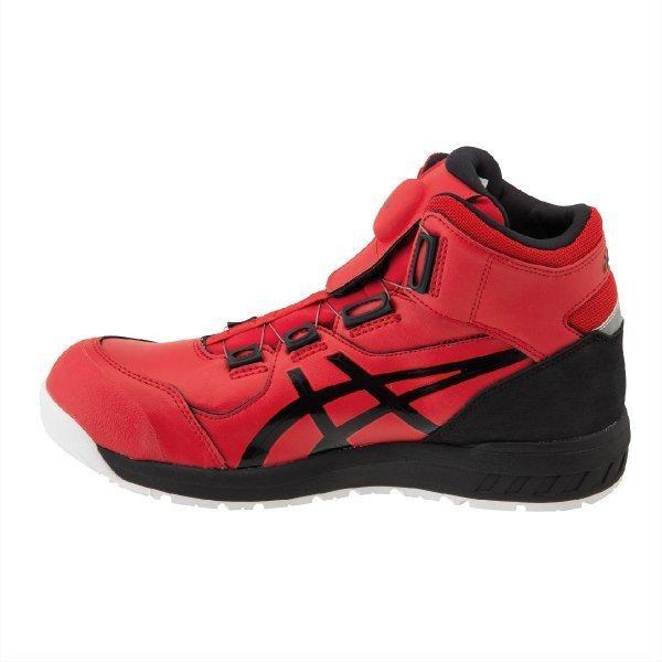 asics ウィンジョブ  Boaシステム採用 セーフティスニーカー CP-304 先芯入り作業靴 workway 13
