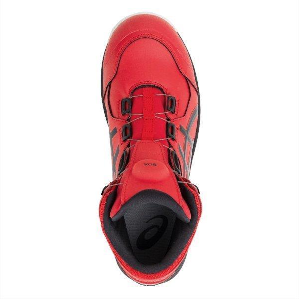 asics ウィンジョブ  Boaシステム採用 セーフティスニーカー CP-304 先芯入り作業靴 workway 14