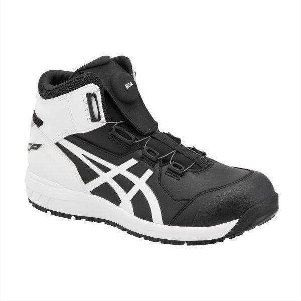 asics ウィンジョブ  Boaシステム採用 セーフティスニーカー CP-304 先芯入り作業靴 workway 02