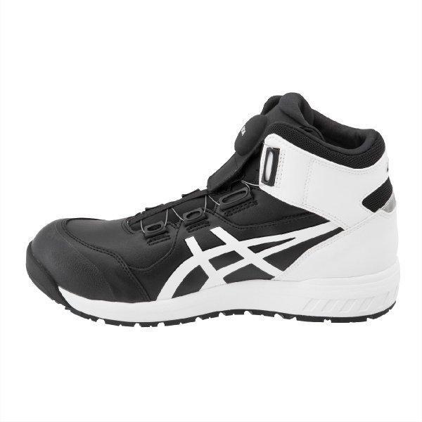asics ウィンジョブ  Boaシステム採用 セーフティスニーカー CP-304 先芯入り作業靴 workway 03